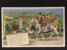 Vintage Postcard - Devon #229 - RP Widecombe In The Moor - Dennis & Sons