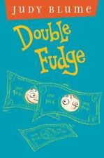 Double Fudge by Judy Blume (2002, Hardcover)