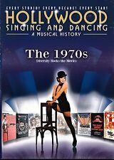 NEW DVD // HOLLYWOOD - SINGING & DANCING - A MUSICAL HISTORY - SHIRLEY JONES
