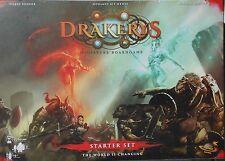 Drakerys Starter Set/Don 't Panic Games (OVP) edizione Tedesca