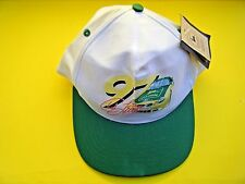 JOHN DEERE # 97 CHAD LITTLE BALL CAP NASCAR Motor Sports Adjustable Cotton NWT