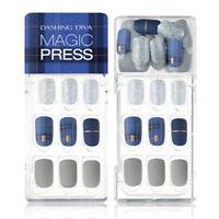[DASHING DIVA] Magic Press Gel Nail Art Instant Manicure 30 pcs PREPPY LOOK