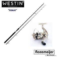 Westin W3 PowerLure 2,40m 20-60g + Rozemeijer X-ACTI 400