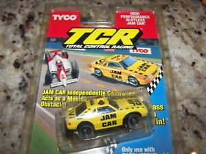 Tyco  TCR Ford Mustang Jam Car - HO - NEW #6486