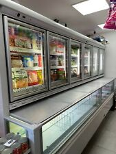 More details for 4m commercial freezers & refrigerators with led lights