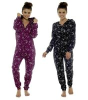 Ladies Stargazer Printed Onezee / All in One / Sleepsuit / Lounge Suit