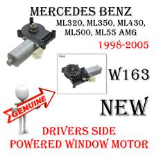 MERCEDES W163 ML320 ML350 ML430 Power Window Electric Motor Drivers Side GENUINE