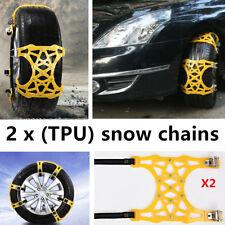 2 piezas coche Off Road Snow Mountain Vinilo Autoadhesivo con 198x43cm//78x17/'/' Gran Tamaño