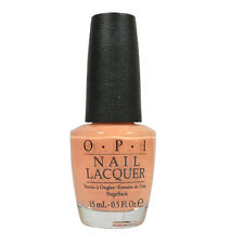 OPI Nail Polish Lacquer R68 I'm Getting a Tan-gerine 0.5oz/15ml