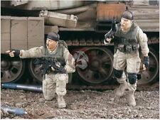 Verlinden 1/35 VP 2176 2 US Special OPS Soldaten Irak
