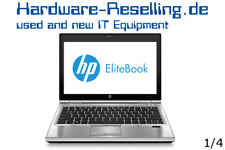 HP EliteBook 2570p Notebook PC i7-3520m 12,5 Zoll  8GB  256GB SSD - B-Ware