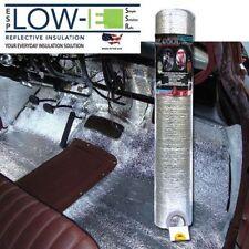 Peel and Stick Foam Reflective Car Vehicle Insulation Kit 400 SqFt Adhesive Back