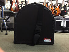 "PERCUSSION PLUS 13"" X 8.5"" TOM HARD CASE, EX-DISPLAY"
