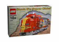 LEGO RARE TRAIN 10020 Santa Fe Super Chief - NEW IN FACTORY SEALED BOX