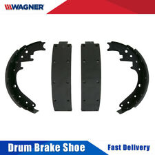 FRONT 4PCS Wagner PREMIUM Drum Brake Shoe Complete Set For FORD THUNDERBIRD 1960