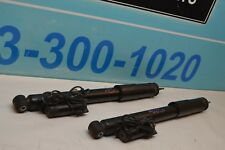 03-11 W219 W211 MB CLS550 CLS63 E550 E500 REAR LEFT & RIGHT SHOCK ABSORBERS #2
