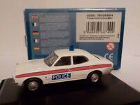 Ford Cortina Mk3 - Devon & Cornwall Police , Model Cars, Oxford Diecast
