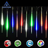 Meteor Shower 600 SMD LED Waterproof Ultra Bright 1.5ft Tubes by Alion Home