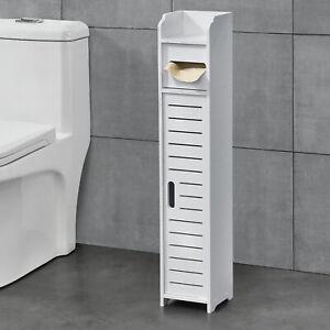 [en.casa] Badezimmerschrank Toilettenpapierhalter Badschrank Badregal Schrank