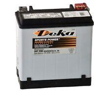 DEKA BATTERY ETX16 Motorcycle, Jetskis, Quadbike Battery Made in USA