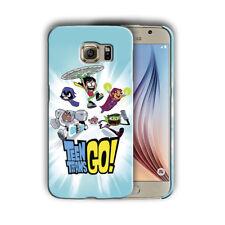 Teen Titans Go case for Galaxy s20 s20+ s10e 9 8 note 20 Ultra 10 cover TN