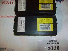 8637A052  G8C-503M-2B 2004 Mitsubishi Galant ETACS Module  TESTED OEM  #S130+