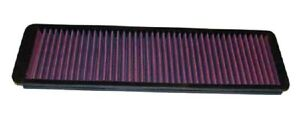 K&N Hi-Flow Performance Air Filter 33-2011 fits Jaguar XJ 12 5.3 (211kw), 12 ...