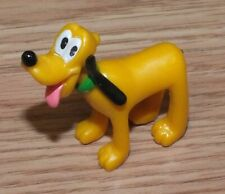 Genuine Disney Pluto Standing Character Pvc Figurine Cake Topper *Read*