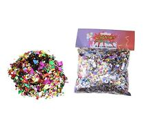 FOIL CONFETTI - Large Bag WEDDING BIRTHDAY DISCO BIRTHDAY PARTY TABLE  70g