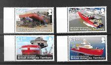 British Antarctic Territory 2018  RSS Sir David Attenborough   UMM/MNH