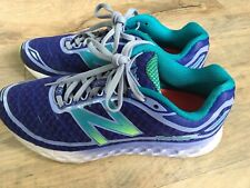 New Balance Fresh Foam Blue Ladies Running Trainers Uk Size 6.5 Womens