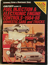 New listing Chilton's Guide to Fuel Injection and Electronic Engine Controls 1984-1988 Truck