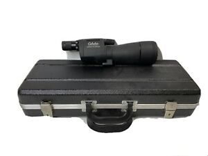 Cabela's Waterproof Spotting Scope w/ generic case