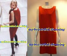 Cotton/Polyester Casual Dresses for Women with Knit