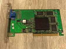 3dfx 3Dfx Voodoo 3 (3Dfx Velocity 100) 8MB SGRAM AGP Retro Gaming PC US Seller