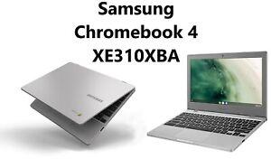 "Notebook Samsung Chromebook 4 11.6"" Intel 4GB RAM 64GB eMMC Chrome OS XE310XBA"