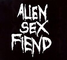 All Our Yesterdays by Alien Sex Fiend (CD, 1988 1st Press, Anagram UK) France
