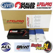 CHEVY SB 327 350 ENGINE REBUILD KIT GREAT BRANDS GREAT PRICE YOU CHOOSE SIZES