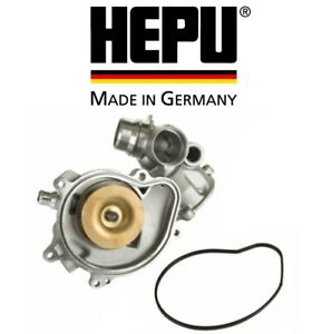 For BMW E60 E66 550i 650i 750Li 750i X5 Engine Water Pump Hepu P414