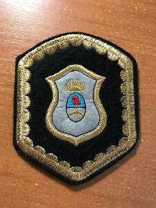 PATCH ARGENTINA POLICE BUENOS AIRES - ORIGINAL!