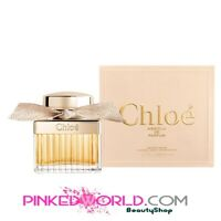 CHLOE ABSOLU DE PARFUM EDP EDITION LIMITEE NATURAL SPRAY VAPO 75ml Senza Scatola