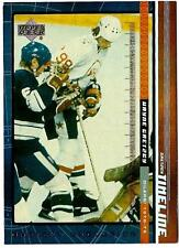 WAYNE GRETZKY 1999-00 Upper Deck Gretzky Exclusive - card # 6 (ex-mt)
