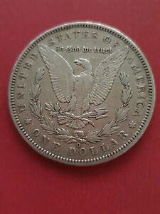 1901o Morgan Silver Dollar United States of America USA (900 Silver)
