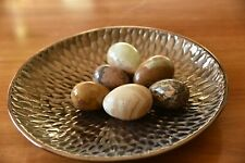 Solid marble eggs x 6