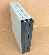 3 Revox Schuber grau für Spulen mit Ø 26,50 cm, TOPP
