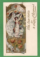 More details for eva daniell danielle art nouveau pc used 1904 tuck modern art 2525 ref m187