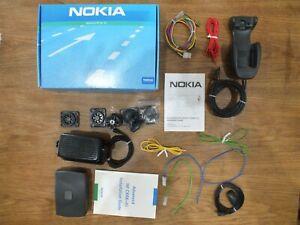 ORIGINAL Nokia 6310i 6210 5110 6150 Car Kit Cark-91 Einbausatz Mercedes VW Bmw