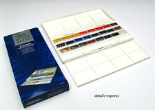 Winsor and Newton Cotman Watercolour 24 whole pan Studio Set