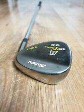 Mizuno MP-T Series Black Ni 53.08 Forged Gap Wedge R300