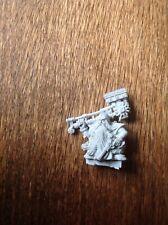 Warhammer Dwarves Dwarf Master Engineer With Great Weapon Hammer Finecast